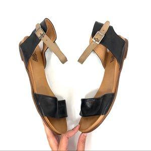Miz Mooz Alanis Leather Sandal size 7.5